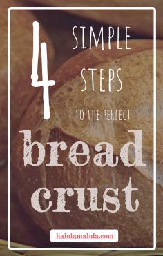 Bread Crust Pin Small