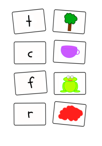 Play this fun phonics game to learn the beginning sounds of words