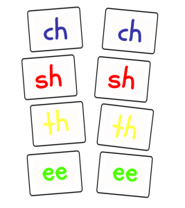 Play this fun phonics game to learn digraphs